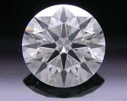 1.01 ct I SI1 A CUT ABOVE® Hearts and Arrows Super Ideal Round Cut Loose Diamond