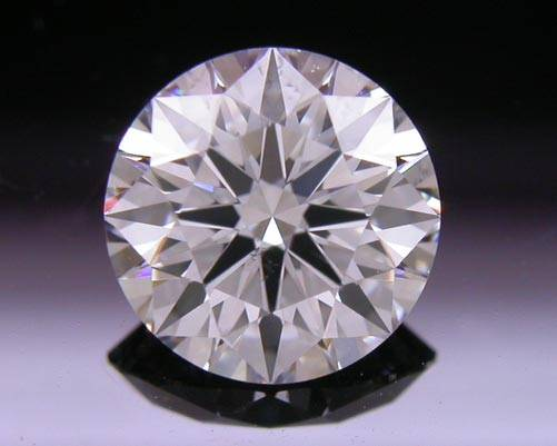 0.80 ct F SI2 A CUT ABOVE® Hearts and Arrows Super Ideal Round Cut Loose Diamond