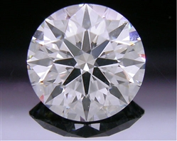 1.12 ct G SI1 A CUT ABOVE® Hearts and Arrows Super Ideal Round Cut Loose Diamond