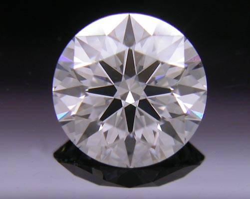 0.71 ct E VS1 A CUT ABOVE® Hearts and Arrows Super Ideal Round Cut Loose Diamond