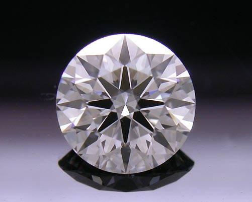 0.756 ct E SI1 A CUT ABOVE® Hearts and Arrows Super Ideal Round Cut Loose Diamond