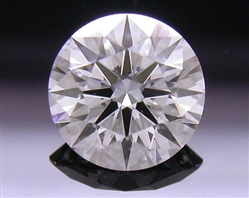 0.737 ct E SI2 A CUT ABOVE® Hearts and Arrows Super Ideal Round Cut Loose Diamond