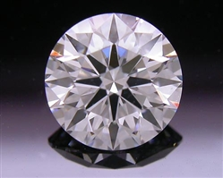 0.725 ct F VS2 A CUT ABOVE® Hearts and Arrows Super Ideal Round Cut Loose Diamond