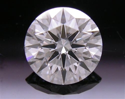 0.787 ct F SI1 A CUT ABOVE® Hearts and Arrows Super Ideal Round Cut Loose Diamond