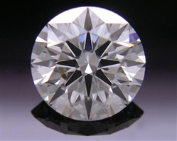 0.766 ct G VS2 A CUT ABOVE® Hearts and Arrows Super Ideal Round Cut Loose Diamond