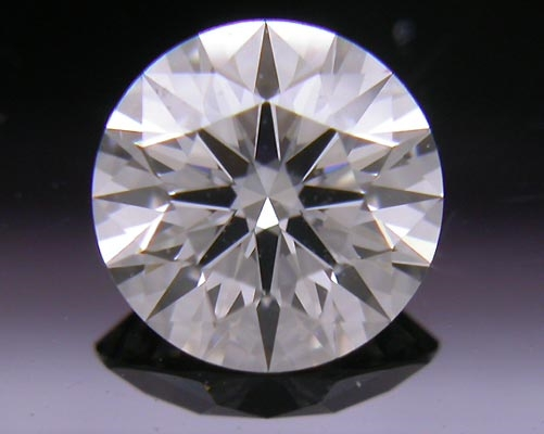 0.748 ct I VVS2 A CUT ABOVE® Hearts and Arrows Super Ideal Round Cut Loose Diamond