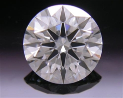 0.802 ct H VS1 A CUT ABOVE® Hearts and Arrows Super Ideal Round Cut Loose Diamond