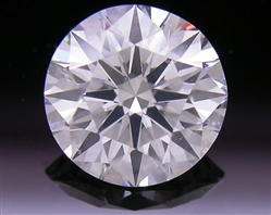 0.846 ct I SI1 Expert Selection Round Cut Loose Diamond