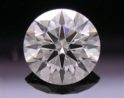 0.737 ct I VS2 A CUT ABOVE® Hearts and Arrows Super Ideal Round Cut Loose Diamond