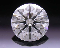 0.518 ct G VS2 A CUT ABOVE® Hearts and Arrows Super Ideal Round Cut Loose Diamond