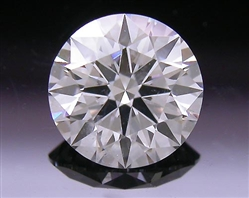 0.506 ct G SI2 A CUT ABOVE® Hearts and Arrows Super Ideal Round Cut Loose Diamond