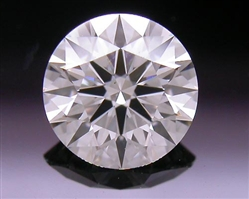 0.501 ct H VS2 A CUT ABOVE® Hearts and Arrows Super Ideal Round Cut Loose Diamond