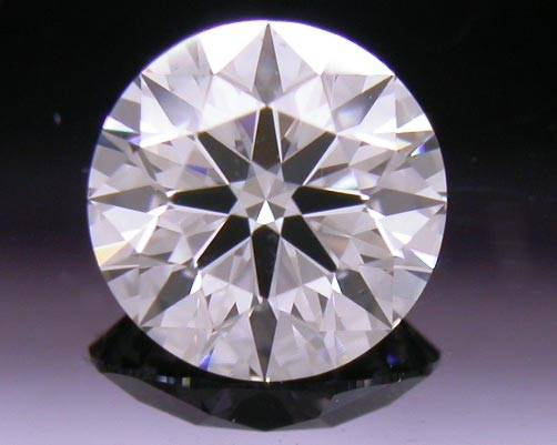 0.575 ct H SI1 A CUT ABOVE® Hearts and Arrows Super Ideal Round Cut Loose Diamond