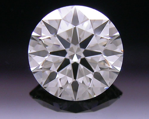 0.588 ct H VS1 Expert Selection Round Cut Loose Diamond