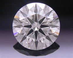 0.56 ct H VS1 A CUT ABOVE® Hearts and Arrows Super Ideal Round Cut Loose Diamond