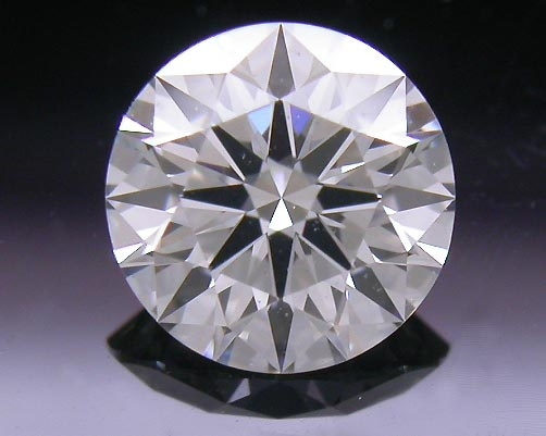 0.548 ct I SI2 A CUT ABOVE® Hearts and Arrows Super Ideal Round Cut Loose Diamond