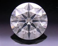 0.548 ct G SI2 A CUT ABOVE® Hearts and Arrows Super Ideal Round Cut Loose Diamond