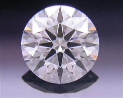 0.406 ct D VVS2 Expert Selection Round Cut Loose Diamond