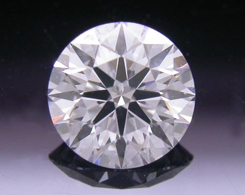0.454 ct E SI1 A CUT ABOVE® Hearts and Arrows Super Ideal Round Cut Loose Diamond