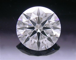 0.415 ct D VS2 A CUT ABOVE® Hearts and Arrows Super Ideal Round Cut Loose Diamond