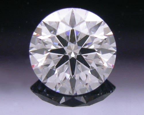 0.462 ct E SI1 A CUT ABOVE® Hearts and Arrows Super Ideal Round Cut Loose Diamond