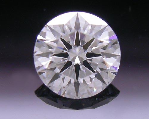 0.401 ct E VS2 A CUT ABOVE® Hearts and Arrows Super Ideal Round Cut Loose Diamond
