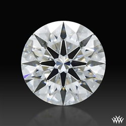 0.414 ct E SI1 Expert Selection Round Cut Loose Diamond