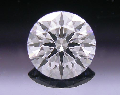 0.38 ct E VS2 A CUT ABOVE® Hearts and Arrows Super Ideal Round Cut Loose Diamond