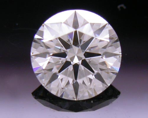 0.473 ct I VS2 A CUT ABOVE® Hearts and Arrows Super Ideal Round Cut Loose Diamond
