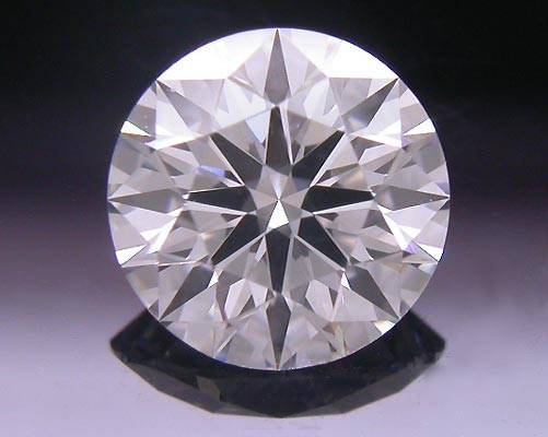 0.61 ct D VS1 A CUT ABOVE® Hearts and Arrows Super Ideal Round Cut Loose Diamond