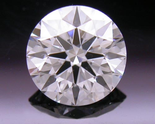 0.552 ct E VS1 A CUT ABOVE® Hearts and Arrows Super Ideal Round Cut Loose Diamond