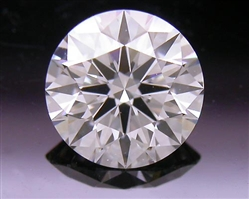 0.543 ct F VS1 A CUT ABOVE® Hearts and Arrows Super Ideal Round Cut Loose Diamond