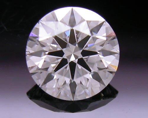 0.523 ct E VS2 A CUT ABOVE® Hearts and Arrows Super Ideal Round Cut Loose Diamond