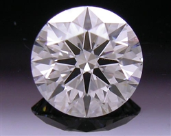 0.576 ct F VS2 A CUT ABOVE® Hearts and Arrows Super Ideal Round Cut Loose Diamond