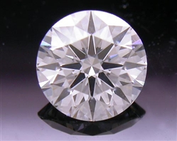 0.50 ct F SI1 A CUT ABOVE® Hearts and Arrows Super Ideal Round Cut Loose Diamond