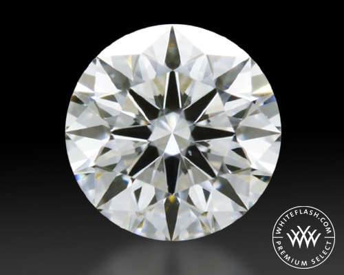0.342 ct F VS2 Premium Select Round Cut Loose Diamond
