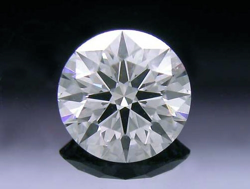 0.308 ct G VS2 A CUT ABOVE® Hearts and Arrows Super Ideal Round Cut Loose Diamond