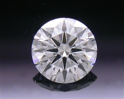 0.305 ct H SI1 A CUT ABOVE® Hearts and Arrows Super Ideal Round Cut Loose Diamond