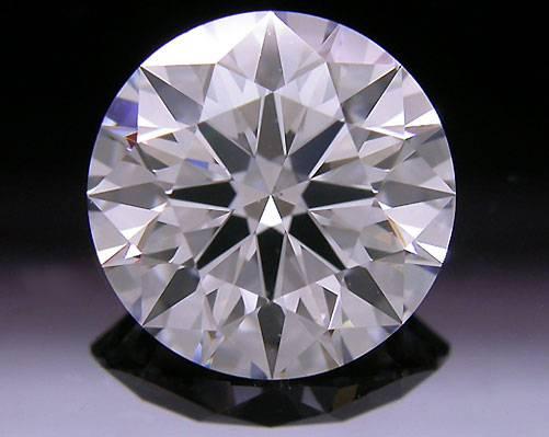 1.504 ct E VS2 A CUT ABOVE® Hearts and Arrows Super Ideal Round Cut Loose Diamond