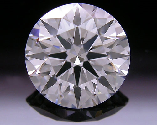 1.504 ct E VS2 A CUT ABOVE® Hearts and Arrows Super Ideal Round Cut Loose Diamond