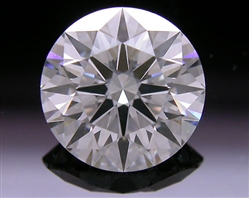 1.225 ct G VS2 A CUT ABOVE® Hearts and Arrows Super Ideal Round Cut Loose Diamond