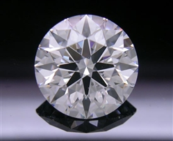 2.57 ct F SI1 A CUT ABOVE® Hearts and Arrows Super Ideal Round Cut Loose Diamond