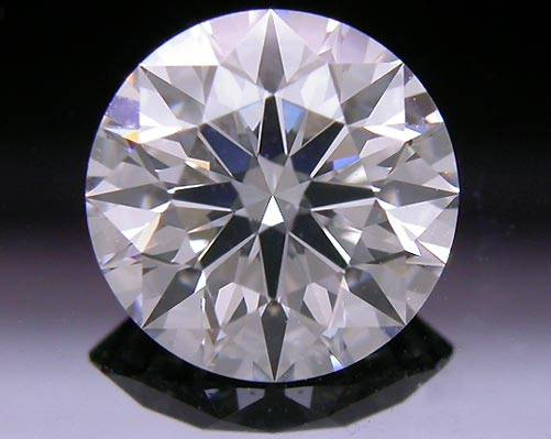 1.006 ct F VS1 A CUT ABOVE® Hearts and Arrows Super Ideal Round Cut Loose Diamond