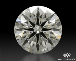 1.117 ct G VS2 A CUT ABOVE® Hearts and Arrows Super Ideal Round Cut Loose Diamond