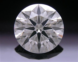 1.097 ct J VS2 A CUT ABOVE® Hearts and Arrows Super Ideal Round Cut Loose Diamond