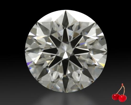 1.06 ct I VVS1 Expert Selection Round Cut Loose Diamond