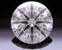 1.284 ct G VS2 A CUT ABOVE® Hearts and Arrows Super Ideal Round Cut Loose Diamond