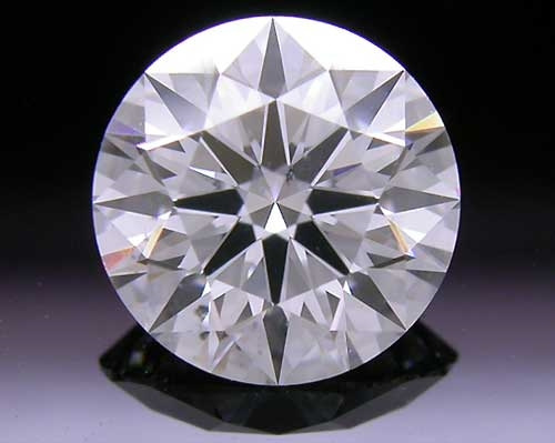 1.142 ct F SI1 A CUT ABOVE® Hearts and Arrows Super Ideal Round Cut Loose Diamond