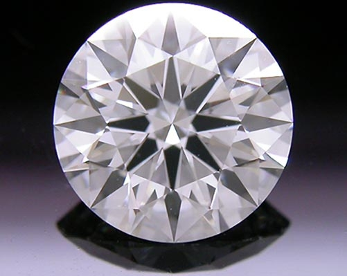 1.041 ct F VS2 A CUT ABOVE® Hearts and Arrows Super Ideal Round Cut Loose Diamond