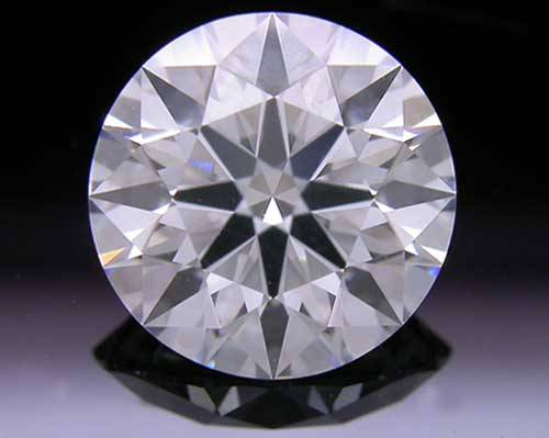 1.568 ct F VS1 A CUT ABOVE® Hearts and Arrows Super Ideal Round Cut Loose Diamond